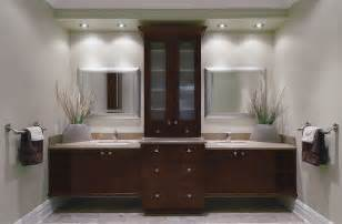 functional bathroom cabinets interior design inspiration - Bathroom Cabinetry Designs