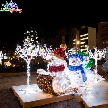 wholesale outdoor christmas standing snowman decorations