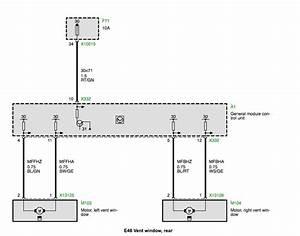 Diy  Inbouwen Elektrische Achterramen E46