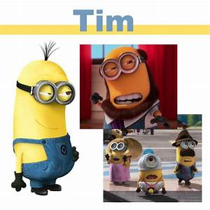 Who's That Minion? 8 Despicable Me Minion Character ...