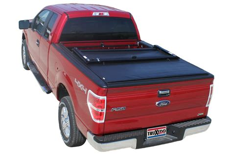 2014 F150 Bed Cover by 2009 2014 F150 Truxedo Deuce 2 Tonneau Cover 6 5 Bed W O