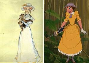 Here's How 25 Disney Characters Looked In Their Original ...