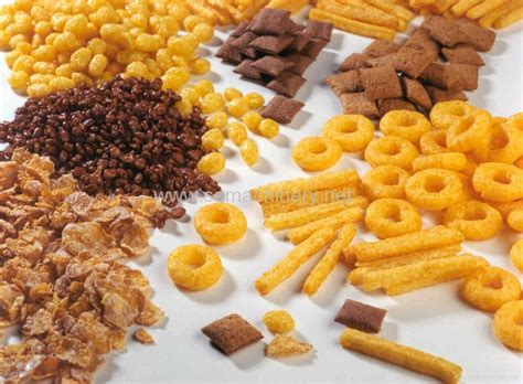 direct cuisine direct expanded breakfast cereals extrusion line dsdz