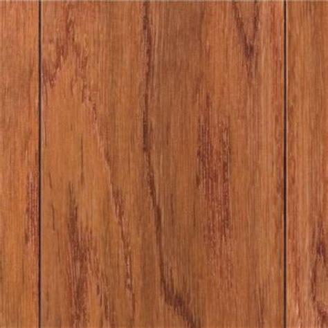 gunstock oak flooring home depot home legend scraped oak gunstock 3 8 in t x 4 3 4 in