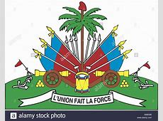 heraldry, emblem, Haiti, national coat of arms, introduced