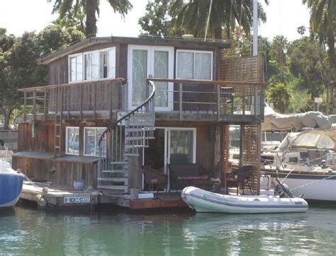 Boat House Ca by 40 Ft Houseboat For Sale In Santa Barbara Ca