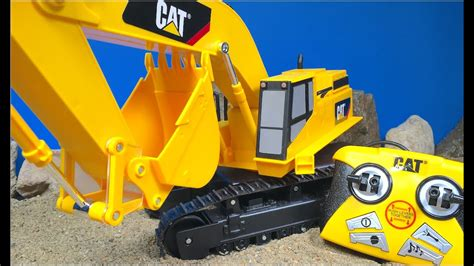 Harga Rc Excavator Cat cat machine excavator remote rc mighty