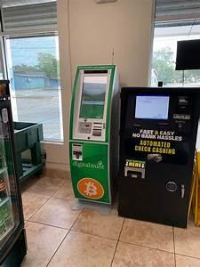DigitalMint - Bitcoin ATM Teller Window Network in the