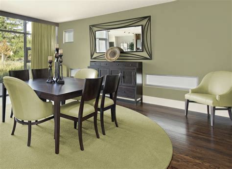 20 Gorgeous Green Dining Room Ideas