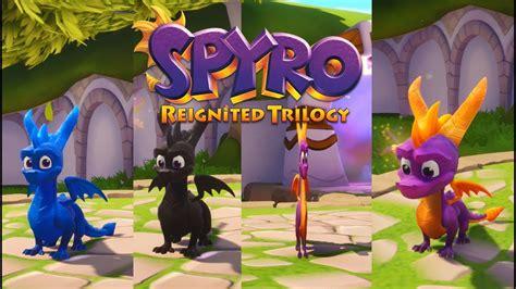 spyro reignited trilogy  cheat codes   og