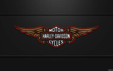Harley Davidson Logos Wallpapers