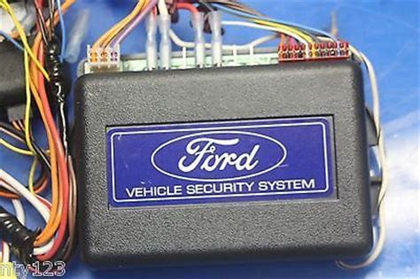 security system 1990 ford tempo security system oem ford vehicle security system factory oem car security