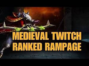 BajheeraLoL - Updated Medieval Twitch Ranked Rampage ...
