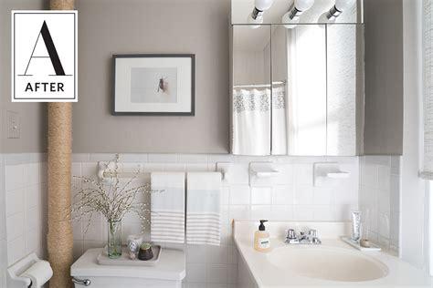 Calm Bathroom Colors by Keeping Colors Calm A Beautifully Neutral Bathroom