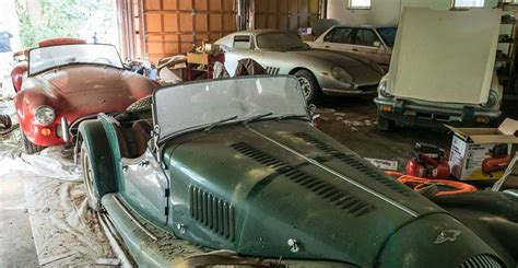 Antique Cars Found In Barn by Could This Be The Greatest Barn Find