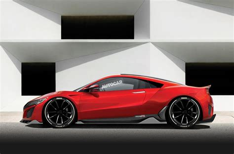 All Electric Car Models by Honda Nsx Type R And All Electric Models Planned Autocar