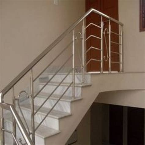 Ms Handrail Design - ms railing ऑर न म टल म इल ड स ट ल र ल ग at rs 200
