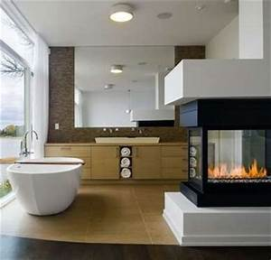 Awesome Ideas for Unexpected Fireplaces in Your Home