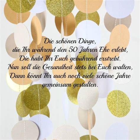 wuensche und sprueche zur goldenen hochzeit der eltern
