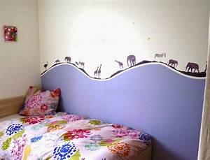 Une Dcoration Murale Unique Pour Une Chambre D39enfant