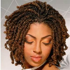 50 Outgoing Kinky Twists Ideas For African American Women