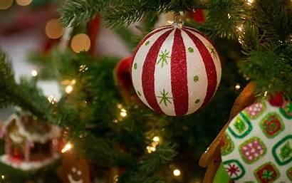 Christmas Ornaments Shining Wallpapers