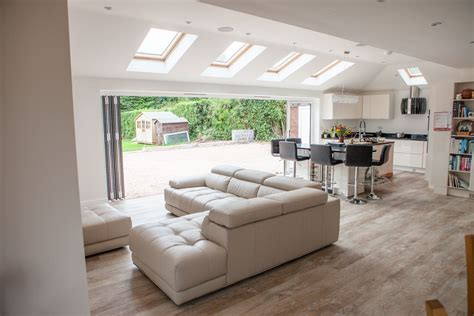 Living Room Extensions by Ben Whitchurch Builder Rear House Extension Home