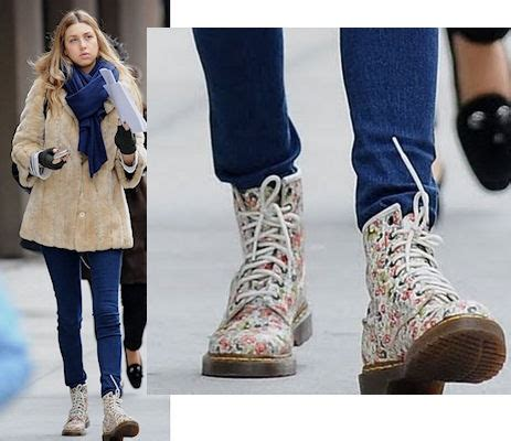 street snapper dr martens boots rocking nyc nolita hearts nyc