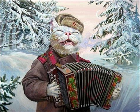epical cats  painter alexander zavaly russia travel blog