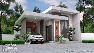 Minimalist, House, Design, With, 2, Bedrooms