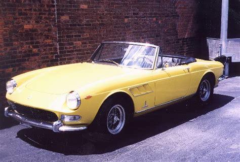 Darin schnabel ©2013 courtesy of rm auctions. 1965 FERRARI 275 GTS ROADSTER - 22130