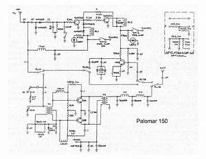 Palomar 200x Sch Service Manual Download  Schematics  Eeprom  Repair Info For Electronics Experts