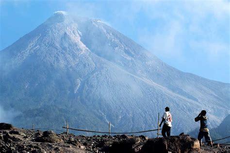 percaya nggak percaya  mitos gunung merapi