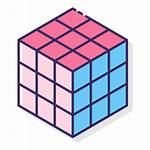 Cube Rubik Icon