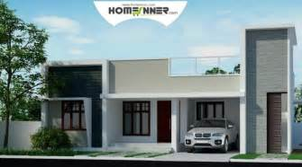 architect home plans kerala style 3 bhk low cost home design
