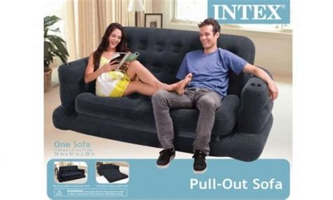 Intex Pull Out Sofa Bed by Intex Pull Out Sofa Air Bed In Pakistan Hitshop