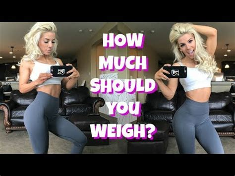 Normal Body Weight  How Much Should You Weigh? Youtube
