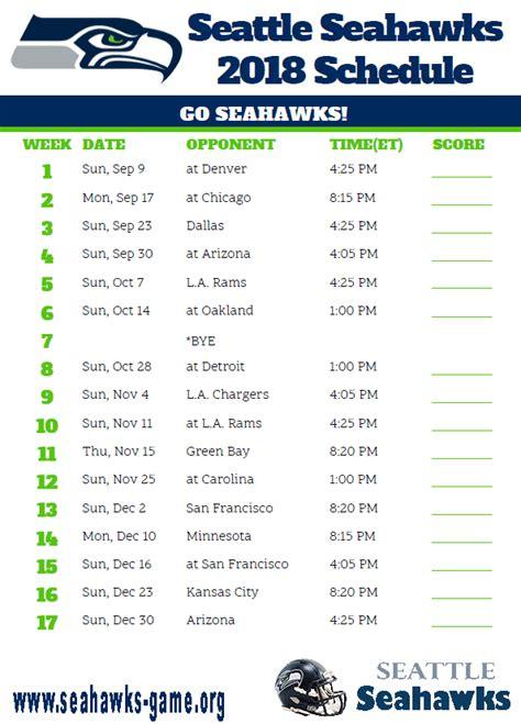 seahawks game  stream seattle seahawks tv schedule