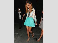 Top 10 Best Rihanna's Outfits of 2013 Top Inspired