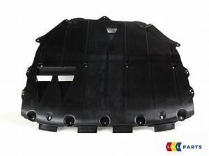 Genuine Audi Tt Mk2 8j Petrol Engine Undertray Cover