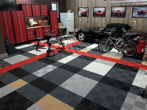 garage flooring tiles stylish modular floors tiles and garage flooring