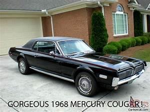Mercury Cougar 1968 : 1968 mercury cougar xr7 impressively restored 1960s automotive icon no reserve ~ Maxctalentgroup.com Avis de Voitures
