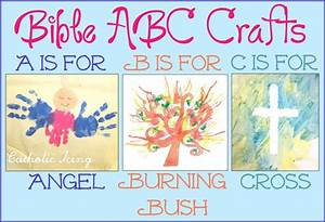 347 best images about bible crafts for kids on pinterest With bible alphabet letters