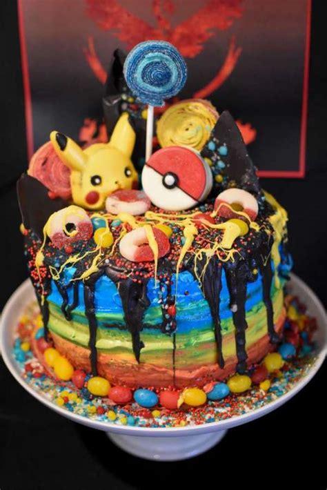 pokemon  adventure birthday birthday party ideas  kids