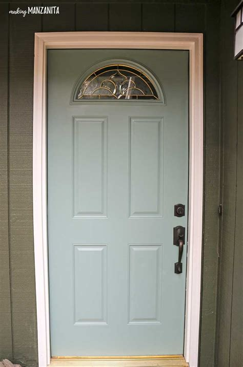 choosing front door paint colors how to paint a door