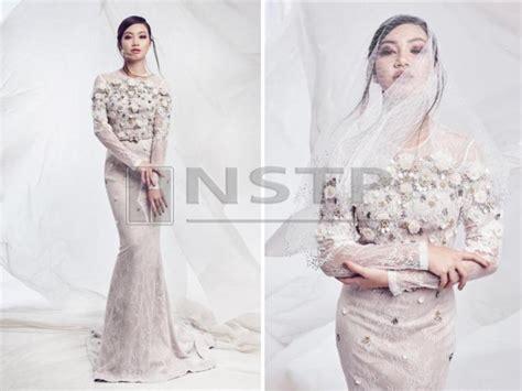 rico rinaldi beri pilihan  bakal pengantin fesyen