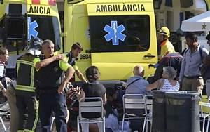 Israeli, world leaders condemn Barcelona terror attack ...