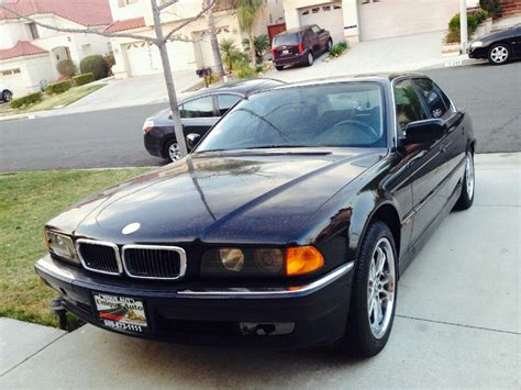 97 Bmw 7 Series 740il In Arco Station, Ca
