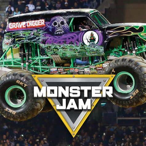 grave digger monster truck fabric monster jam nashville show family focus blog