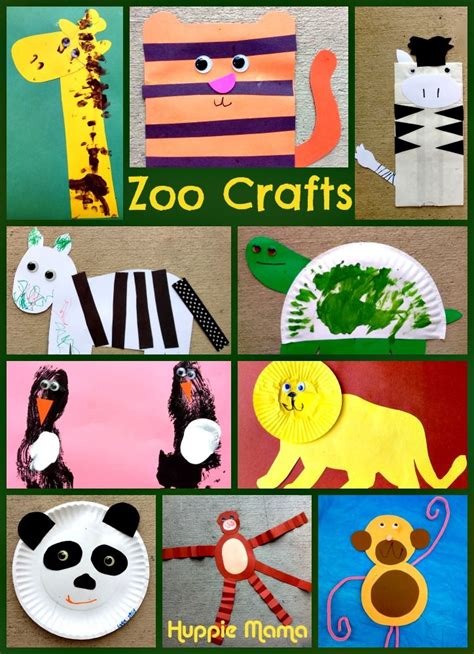 10 zoo animal preschool crafts animal crafts zoo 995 | 79e1044820a0203b39be1420825a258d zoo activities preschool preschool jungle